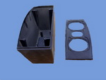 acoustics aluminum housing die casting
