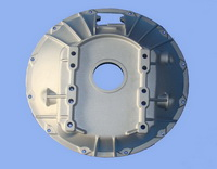 fuel engine casting aluminum fly wheel housing