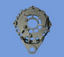 engine gear box cover die casting