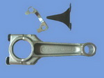 aluminum connecting rods parts