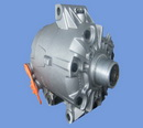 air conditioner compressor assembly