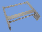 15 needle bar frame embroidery machine