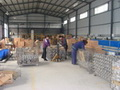 workers on packing