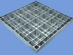 solid casting aluminum floor panel