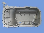 oil pan housing aluminum casting