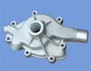 casting aluminum water pump housing