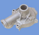 automotive water pump housing casting