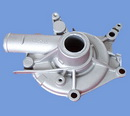 pump housing die casting aluminum