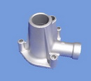 aluminum water pump casing