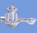 water pump casing die casting