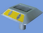 solar road stud housing aluminum casting