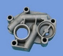 aluminum train accessories die casting