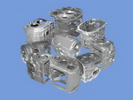 gear box casing aluminum