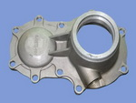 gear box end cover casting aluminum