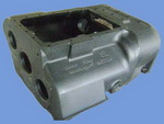 Gear box housing aluminum