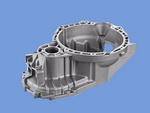 transmission housing aluminum die casting