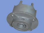 screw pump valve body casting