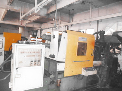 znic die casting machine